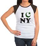 New York City - Islamic Women's Cap Sleeve T-Shirt