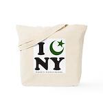 New York City - Islamic Tote Bag