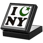 New York City - Islamic Keepsake Box