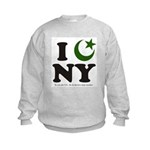 New York City - Islamic Kids Sweatshirt