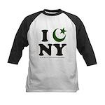 New York City - Islamic Kids Baseball Jersey