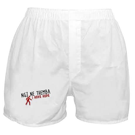 I Have Hope Boxer Shorts