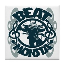 Beat Monsta Tile Coaster
