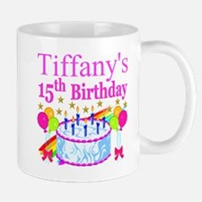 PERSONALIZED 15TH Mug