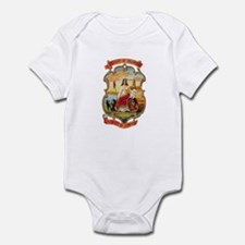 Washington DC Coat of Arms Infant Bodysuit
