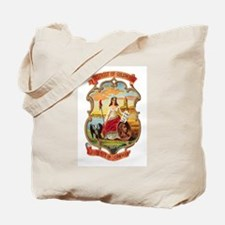 Washington DC Coat of Arms Tote Bag