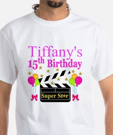 PERSONALIZED 15TH Shirt