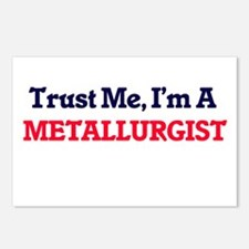 Trust me, I'm a Metallurg Postcards (Package of 8)