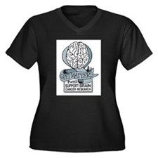 Grey Matters Support Brain Cancer Research Women's