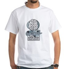 Grey Matters Support Brain Cancer Research Shirt
