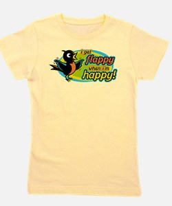 Cute Autism support Girl's Tee