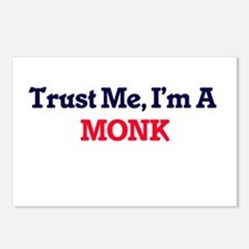 Trust me, I'm a Monk Postcards (Package of 8)