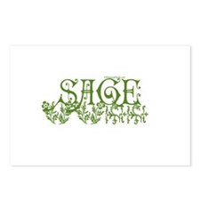 SAGE Postcards (Package of 8)