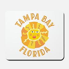 Tampa Bay Sun -  Mousepad