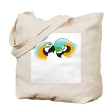 Art B&G Macaw Tote Bag