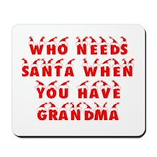 grandma Mousepad
