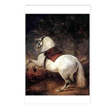 White Horse Postcards (Package of 8)