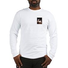 White Horse Long Sleeve T-Shirt