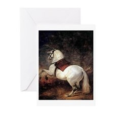 White Horse Greeting Cards (Pk of 10)
