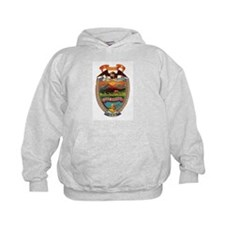 Maryland Coat of Arms Hoodie