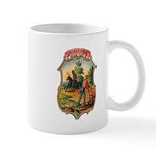 Minnesota Coat of Arms Mug