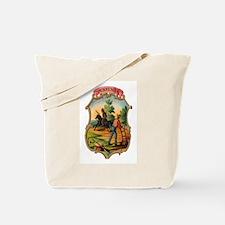 Minnesota Coat of Arms Tote Bag