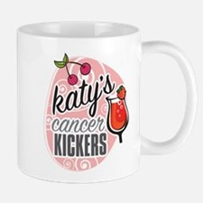 Katy's Cancer Kickers Mugs