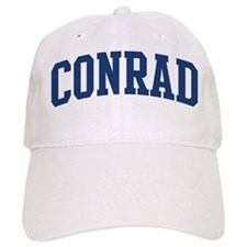 CONRAD design (blue) Baseball Cap