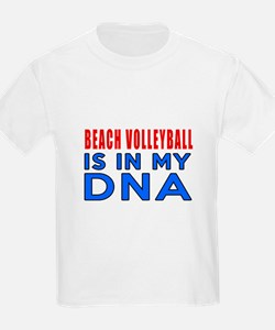 Beach VolleyBall Is In My DNA T-Shirt