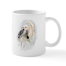 Abbi with Duck Small Mug