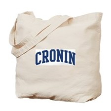 CRONIN design (blue) Tote Bag