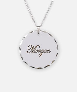 Funny Morgan Necklace