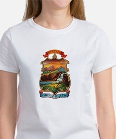 Montana Coat of Arms Tee