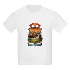Montana Coat of Arms T-Shirt