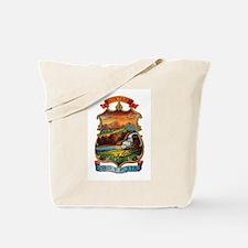 Montana Coat of Arms Tote Bag