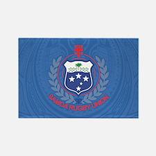 Manu Samoa Rectangle Magnet Magnets