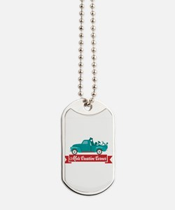 Mels Creative Corner Logo Merchandise Dog Tags