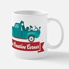 Mels Creative Corner Logo Merchandise Mugs