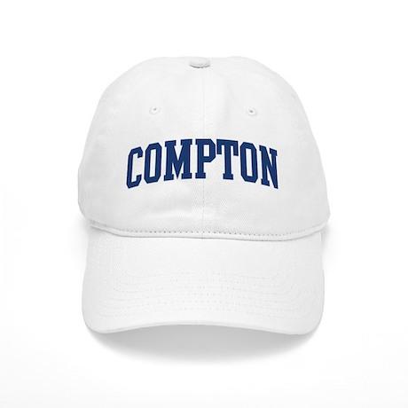COMPTON design (blue) Cap