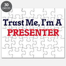 Trust me, I'm a Presenter Puzzle