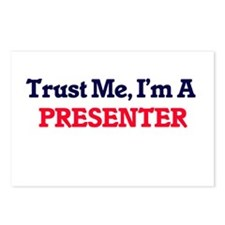 Trust me, I'm a Presenter Postcards (Package of 8)