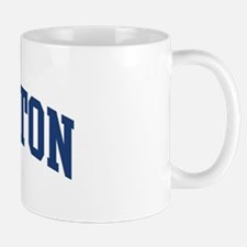 CREIGHTON design (blue) Mug