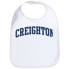 CREIGHTON design (blue) Bib