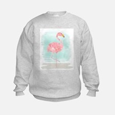 Beach Flamingo Sweatshirt
