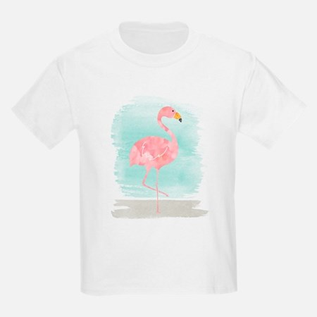 Beach Flamingo T-Shirt