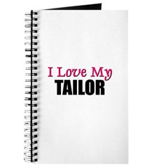 I Love My TAILOR Journal