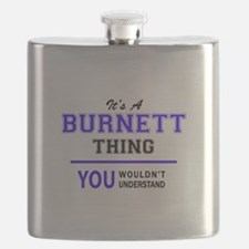 It's BURNETT thing, you wouldn't understand Flask