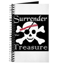 Surrender Your Treasure Journal