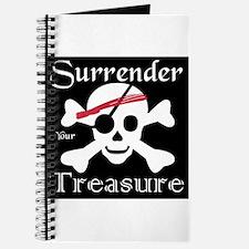 Surrender Your Treasure Journal