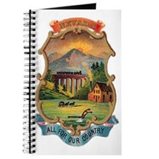 Nevada Coat of Arms Journal